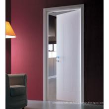 5mm MDF Weiß Farbe Flush Holz Zimmertür / Tor