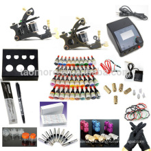 Professional tattoo kit for artist
