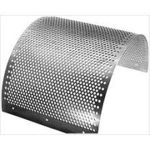 Malla perforada de acero inoxidable