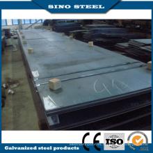 Hoja de acero laminado en caliente Q235 de alta calidad 2.0 * 1219 * 2438 mm