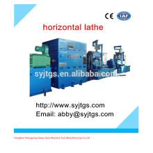 CNC сверхпрочный горизонтальный токарный станок CK61250D / CK61315D производства Китая