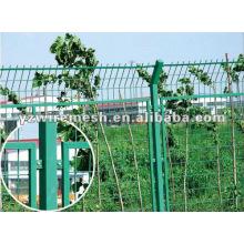 Xinji Yongzhong cerca de malha de arame