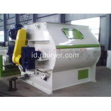 4m3 Twin Shaft Paddle Dry Mortar Mixer