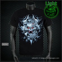 Y-100211 T-shirt de tatouage cool et bon marché
