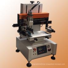 Silikon Kreditkartenhalter Automatische Siebdruckmaschine / Tabletop Siebdruckmaschine