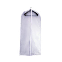High Density Plastic Zippered Dress Garment Bag