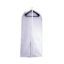 High Density Plastic Zippered Kleid Kleidersack