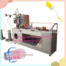 twisted wire baby bottle cleaning brush machine