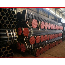ASTM a 53 Gr a/B Bs 1387 ASTM A795 Gr a/B ERW Round Steel Pipe