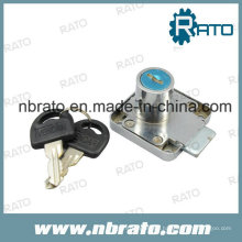 Zinc Alloy Furniture Drawer Lock
