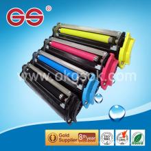 Toner couleur pour cartouches d'alimentation d'imprimante Epson C2600 fabriquées en Chine