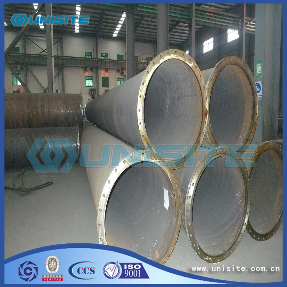 Spirally Welded Steel Pipes