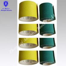 rouleau de papier abrasif imperméable à l'eau humide et sec 115mm * 50m P120