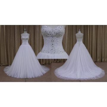 Лучший Сервис Сучжоу Свадебное Платье