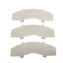 China manufacturer auto brake pad stainless steel brake pad Anti-rattle shims