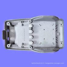 Moulage sous pression en aluminium personnalisé pour moteur à coquille supérieure