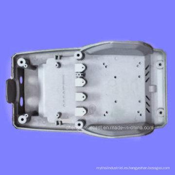 Fundición a la medida de aluminio para el motor superior Shell