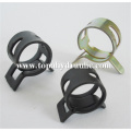 Made in Taiwan Stainless Steel strong stainless steel hose clamps thin hose clamp heavy torque hose clamp