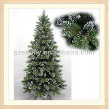 Особый блеск новогодних елок