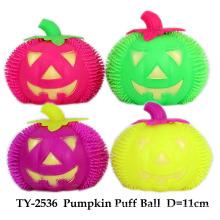 Pumpkin Puff Ball