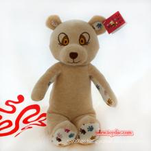 Plüsch-Qualitäts-organisches Baumwollspielzeug
