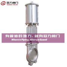 Stainless Steel Knife Gate Valve for Water Treatment Industry