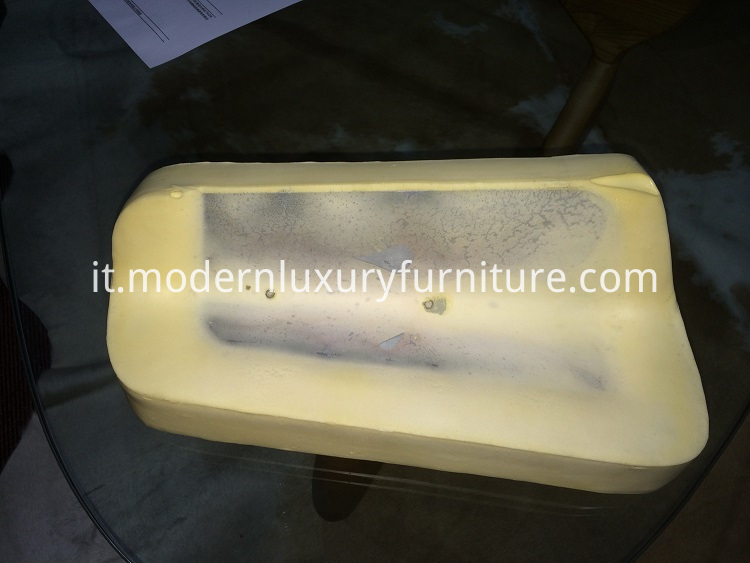 PU injection foam for armrest2