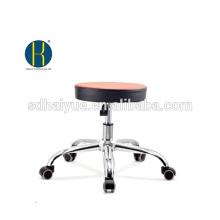 Taburete de bar para silla con ruedas Taburete de bar con ruedas Taburete de bar