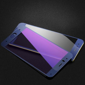 Anti Blue Light Blue Protector voor Xiaomi Mi6