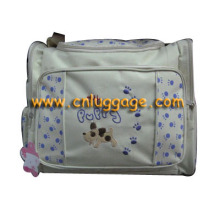 2014 YiWu Factoray Price Fashion Mummy Bag With Shoulder Strap