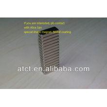 Imán de neodimio fuerte con forma de escalera