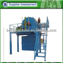 Automatic foam re-bonding machine