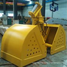 Hydraulic Grab Bucket for  Excavator/Crane