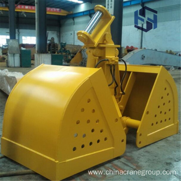 Single Hook Crane Bulk Cargo Grab
