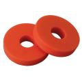 Benutzerdefinierte Flammschutzmittel V-0-Klasse-Gummi-Unterlegscheibe