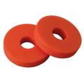 Custom Flame Retardant V-0 Grade Rubber Washer
