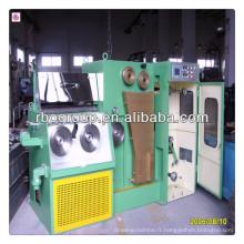22DT(0.1-0.4) machine de cuivre de tréfilage fine avec ennealing (machines de harnais de câble)