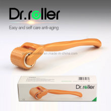 Gold Titanium 192 Needle Medical Grade Dr. Roller Dermaroller