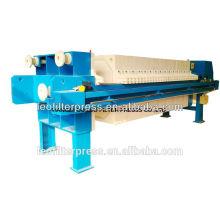 Presse-filtre automatique Leo pour différents types d'assèchement des eaux usées