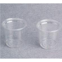 Personalizado Super Cristal Pet Cup 1oz