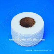 Tissu en grès de fibre de verre jaune avec une qualité élevée (Anping Oushjia)