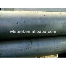 API5L Gr.B / X42 / X52 Europa tubo de aço carbono sem costura
