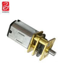 low noise 6v dc lock motor gm12-n20