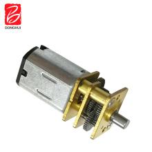 низкий уровень шума Блокировка двигателя постоянного тока 6В gm12 инструменты-н20