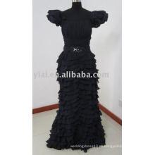 2013 новое прибытие шифон пром платье ED5631