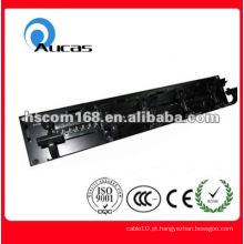 UTP Cat5e 24 portas systimax Patch Panel