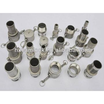 Fuzhou Hongxing good quality SS camlock coupling