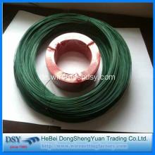 China Pvc beschichtet Drähte, verzinkt Pvc beschichtet Drahthersteller