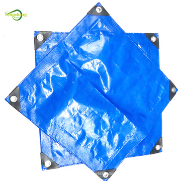 capa impermeável de lona PE