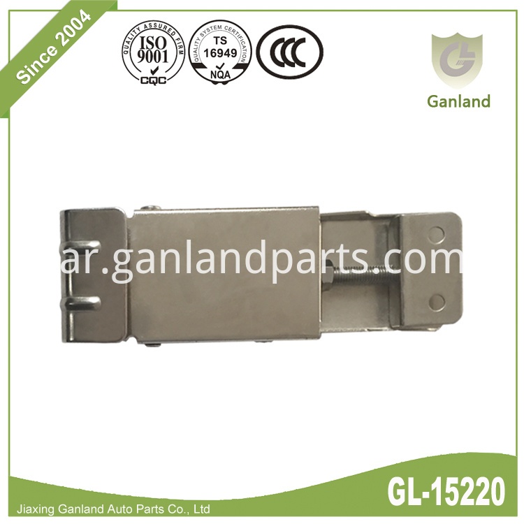 GL-15220Adjustment Screw Buckle